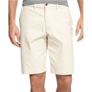 Tommy Hilfiger Men's Classic Fit Kakhi Shorts Sz35